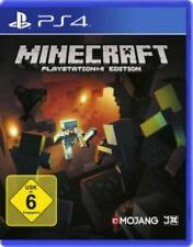 PlayStation 4 Minecraft Sony PlayStation4 Edition Deutsch OVP Neuwertig