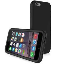 For iPhone 6 Plus Full Body Ultra-Slim Screen Protection Combo PC Box Case Black