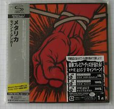 METALLICA - St. Anger JAPAN SHM MINI LP CD OBI NEU! UICY-94669