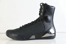 Nike Kobe IX High KRM EXT QS Black 716993-001 10.5 11 premium supreme 9 10