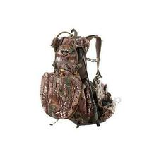 Tenzing TZ TP14 Turkey Hunting Backpack Vest with Seat TURKEY PACK REALTREE XTRA