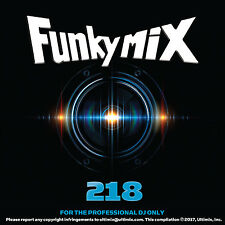 Funkymix 218 CD Flo Rida G-Eazy Nicki Minaj MGK Future Rihanna Hip Hop For DJs