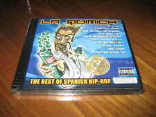 La Quimica Best of Spanish Hip Hop CD - Julio Acosta G. Cardona Pearl Mr. Haka