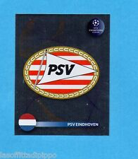 PANINI-CHAMPIONS 2008/2009-Fig.417- SCUDETTO/BADGE- PSV EINDHOVEN -NEW BLACK