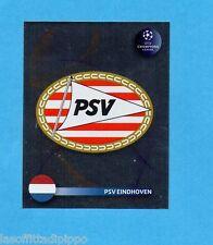 PANINI-CHAMPIONS 2008/2009-Fig.417- SCUDETTO/BADGE- PSV EINDHOVEN -NEW BLACK