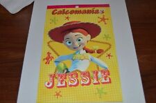NEW BOOK STICKERS TOY STORY (JESSIE) PARTY FAVOR SUPPLIES