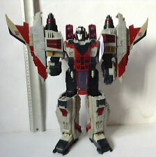 STARSCREAM GALAXY FORCE CYBERTRON TRANSFORMERS JAPAN RELEASE hasbro 2004 TAKARA