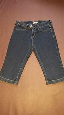 Women's / Girls Levi Strauss 545 Low Skinny Shorts - Size W30