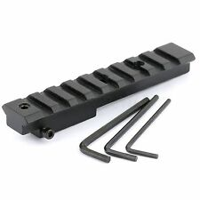 Tactical 105mm Picatinny Weaver Rail Scope Mount Adapter Base for Mosin Nagant