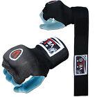 VELO Inner Hand Wraps Gloves Boxing Padded Fist Bandages MMA Gel Muay Thai Wrap