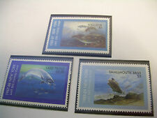 New York Lake Erie Fishing Stamps ~ lot  #1-3 ~ complete set ~ Mint NH  MNH