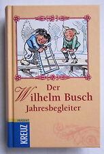 NEU Buch  Der Wilhelm Busch Jahresbegleiter - Humor für jeden Tag