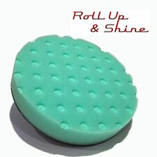 "Lake Country CCS Green Polishing/Finishing Pad 6.5"" 160mm DAS6 G220  DA Rotary"