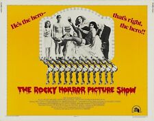 The Rocky Horror Picture Show movie poster print : 12 x 16 inches Tim Curry