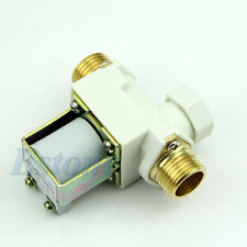 "1Pc 1/2""  Electric Solenoid Valve For AC 220V Water Air N/C Normally Closed"