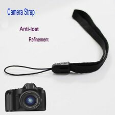 Digital SLR Camera Black Nylon Hand Wrist strap For Canon Nikon Olympus Samsung