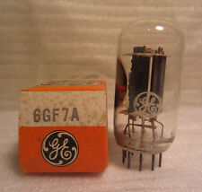 General Electric 6GF7A Electronic Vacuum Audio Radio Amplifier Tube In Box NOS