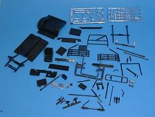MPC 1971 Donnie Allison's Mercury Stock Car Interior and Frame/Chassis Set 1/25