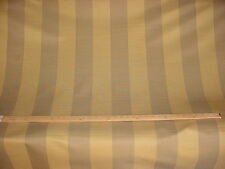 13+Y LEE JOFA GROUNDWORKS STEREOPTICON GOLD SILK WOOL DRAPERY UPHOLSTERY FABRIC