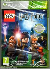 LEGO Harry Potter  Years 1-4   'New & Sealed' *XBOX 360*
