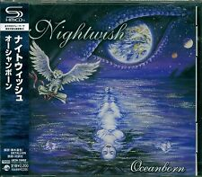NIGHTWISH OCEANBORN CD +4 - JAPAN RMST SHM - Tarja Turunen - GIFT QUALITY!