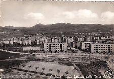 # CARBONIA: CORSO IGLESIAS DALLA TORRE CIVICA - 1954