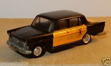 OLD 1960 MICRO EKO HO 1/86 1/87 MADE IN SPAIN SEAT 1400 C TAXI BARCELONE