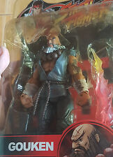 SEALED SOTA STREET FIGHTER MASTER GOUKEN FINAL BATTLE TOYROCKET EXCLUSIVE /500