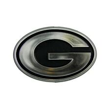 Green Bay Packers NFL Licensed Official 3D Silver Chrome Plastic Car Emblem auto