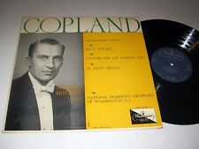 HOWARD MITCHELL Conducts Aaron Copland WESTMINSTER NM-