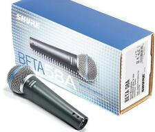 Shure Beta 58a Supercardioid Vocal Cabled Microphone