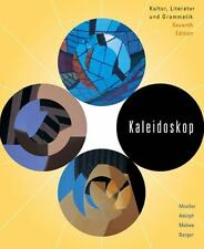 Kaleidoskop (Textbook only) (English and German Edition) Moeller, Jack, Adolph,