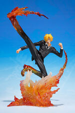 ONE PIECE FIGUARTS ZERO SANJI DIABLE JAMBE FIGURA FIGURE NEW NUEVA