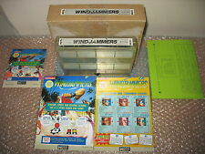 WINDJAMMERS NEO GEO MVS FULL KIT 100% ORIGINAL SNK!(FLYERS COPIED)