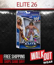 ULTIMATE WARRIOR wwe mattel ELITE SERIES 26 BRAND NEW ACTION FIGURE - IN STOCK