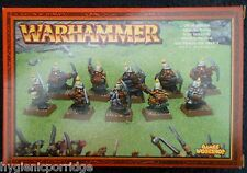 1993 Marauder Dwarf Miner Engineer Sapper Warhammer Regiment Citadel Fighter MIB