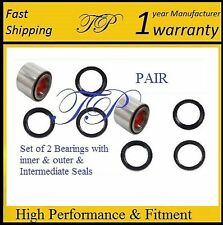 Rear Wheel Bearing & Seal Set For 2004-07 SUBARU IMPREZA (WRX STI)-PAIR