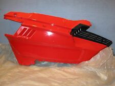 YAMAHA LEFT SIDE BODY FRAME RED COVER RIVA XC 125 1985-1992 NOS/OEM 50W-21721