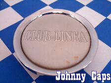 Club Linea Wheels Chrome Center Caps #N/A Custom Wheel Center Cap (531) (1)