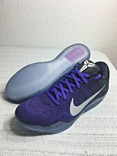 NIKE KOBE Xl ELITE LOW EULOGY GRAPE/WHITE/BLCK MEN SIZE 11.5 NEW 822675 510