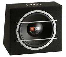 "JBL CS-1204B 12"" 30cm 1000w Car Subwoofer in JBL Box Enclosure Sub box"
