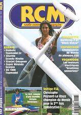 RCM N°247 PLAN : LE SHARK / TECHNIQUE : MOTEUR ELECTRIQUE BRUSHLESS SENSORLESS
