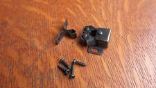 New Vintage Cabinet Cupboard Door Interior Double Roller Catch Set - NOS