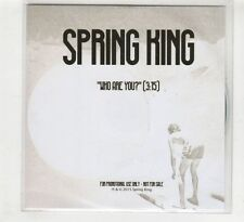 (HD340) Spring King, Who Are You? - 2015 DJ CD