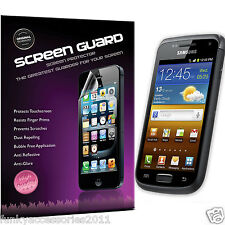 2 Pack High Quality Excellent Scratch Screen Protector✔Samsung Galaxy W I8150