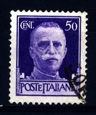 """ITALIA - Regno - 1929 - Serie """"Imperiale"""" - Effigie di Vittorio Emanuele III 35c"""