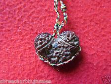 world Most Rare Original Gouri Shankar Rudraksha Nepal 9 Mukhi Rudraksh Bead