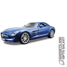 MAISTO MERCEDES-BENZ SLS AMG 1:18 SCALE DIECAST MODEL CAR collectors toy gift