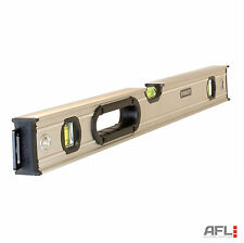 Stanley Fatmax Pro Box Beam 3 Vial Spirit Level 60cm/600mm/24""