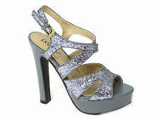 NEW LADIES WOMENS HIGH HEEL STILETTO PEEP TOE PLATFORM SANDALS SHOES SIZE 3-8